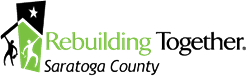 Rebuilding Together Saratoga County logo