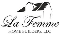 La Femme Home Builders logo