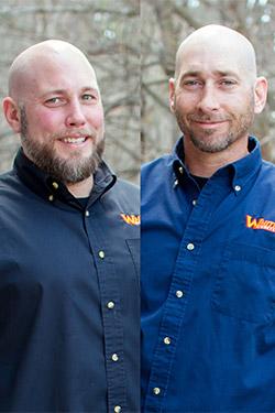 Matt, Jason Whitbeck