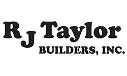 RJ Taylor Builders logo