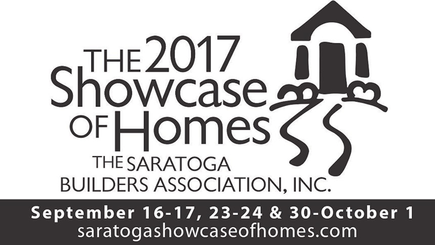 2017 Showcase of Homes dates logo