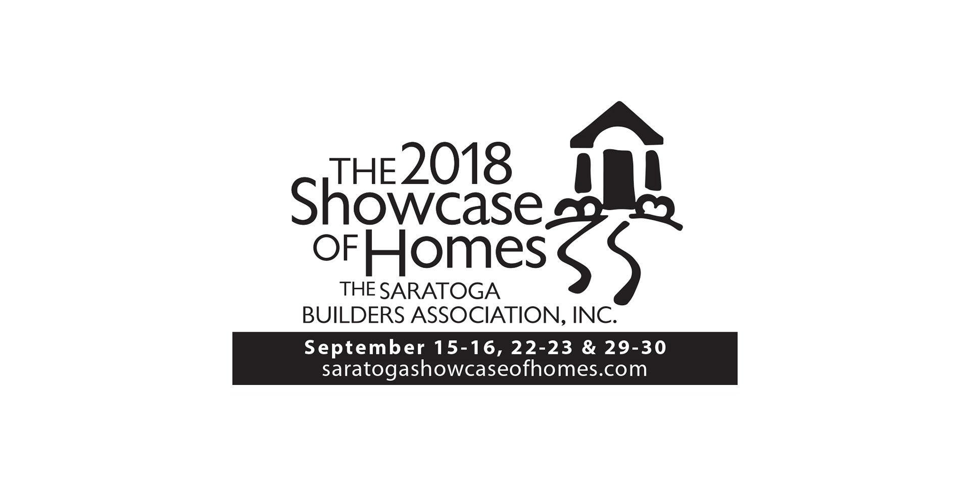 2018 Showcase of Homes dates logo