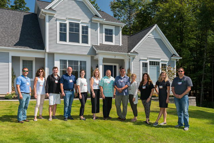 2017 Showcase of Homes judges panel