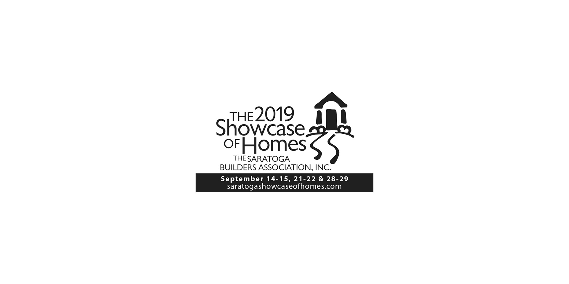 2019 Showcase of Homes dates banner