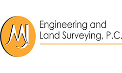 MJ Engineering and Land Surveying logo