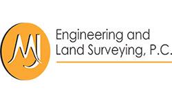 MJ Engineering and Land Surveying logo