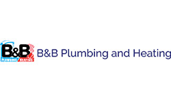 B & B Plumbing and Heating logo