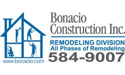 Bonacio Construction Remodeling Division logo