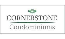 Cornerstone Condominiums logo