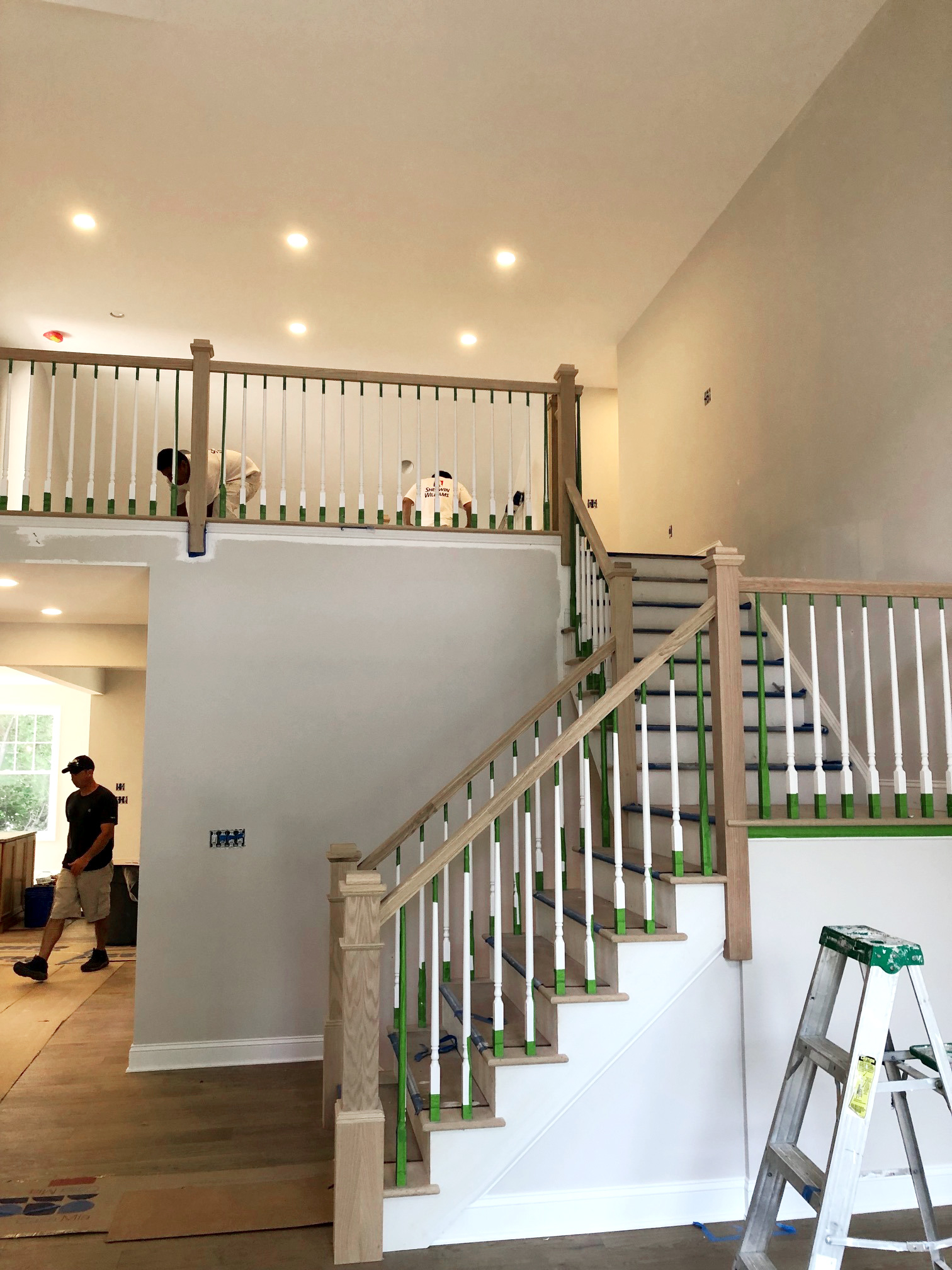 belmonte home builders 2019 saratoga showcase of homes 43 julian's way saratoga springs ny 12866 staircase