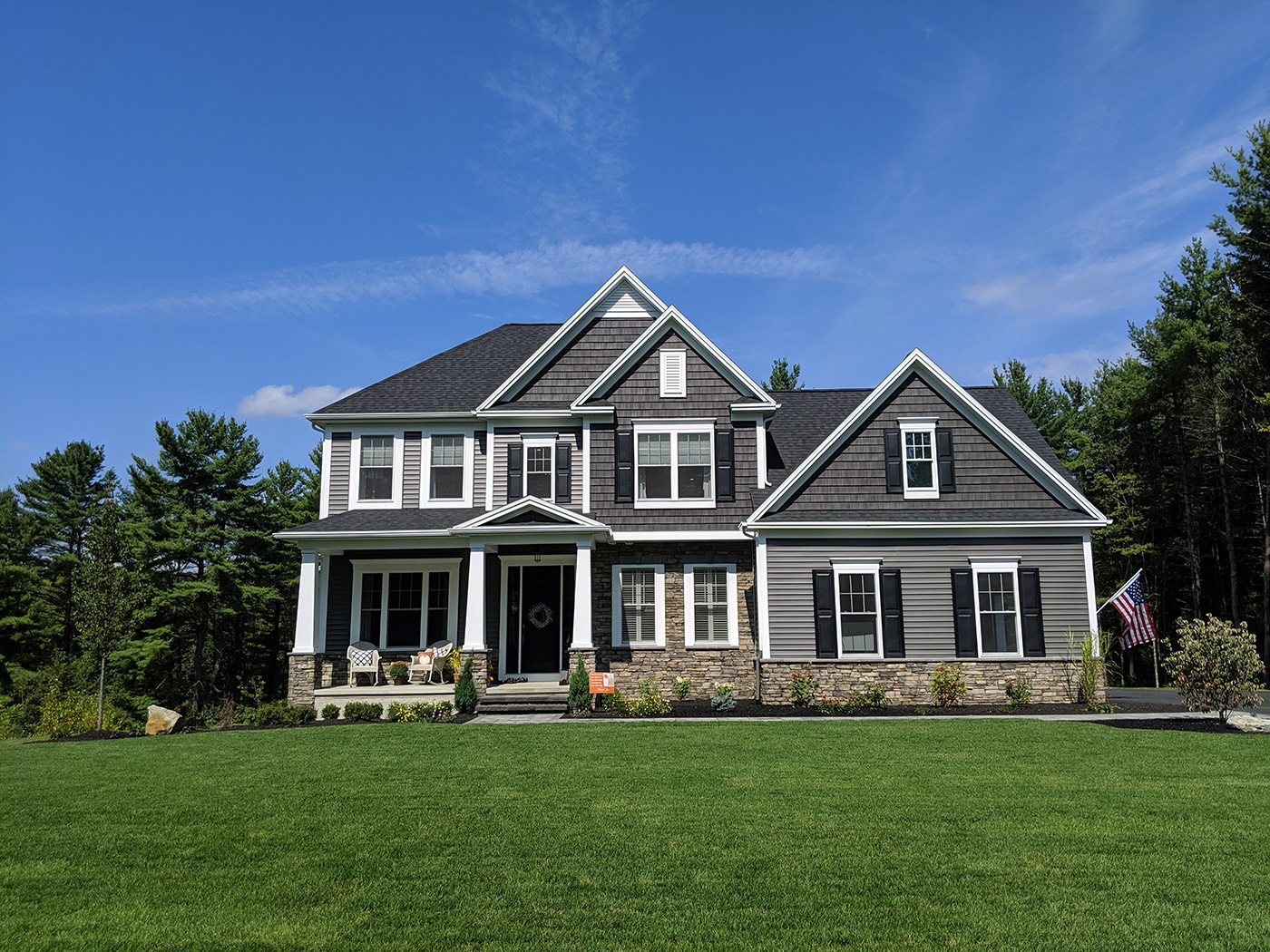 2019 Saratoga showcase home #6 by bonacio construction
